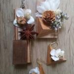 お花を使ったアクセサリー2